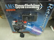 AMS BOWFISHING  610 LEFT HAND  REEL. 610L-12