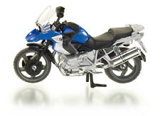 Siku Super 1047 BMW R1200 GS Motorcycle Model