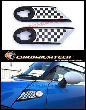MK2 Mini Cooper S One R55 R56 R57 R58 R59 Chrom Seite BULLAUGEN
