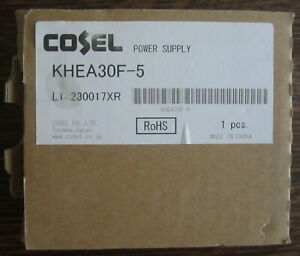 COSEL Power Supply - KHEA30F-5