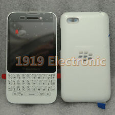 Red/White/Black Full Housing Cover With LCD Display For BB Blackberry Q5