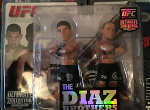 Lot Set of 5 UFC Ultimate Fighting Championship Round 5 Series Figures NEW