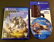 Horizon: Zero Dawn (PlayStation 4) PS4 Complete - Works Great