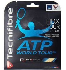 Technifibre HDX Tour Tennis String Racket Reel Natural 1.24mm/17G/12.2m