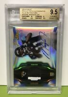 2014 Topps Finest Marqise Lee Blue Refractor RPA Rookie Patch Auto RC BGS 9.5 10