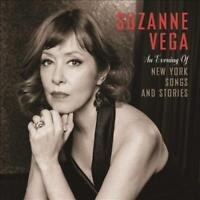 SUZANNE VEGA - AN EVENING OF NEW YORK SONGS & STORIES [2 LP] NEW VINYL