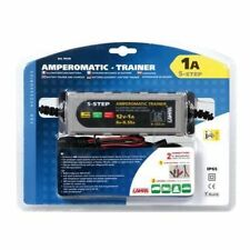 LAMPA 70178 AMPEROMATIC ALLENATORE BATTERIA, 6/12V, 0.55/1A DA STOCK