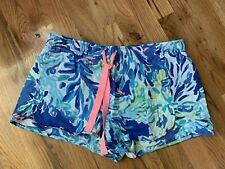 """Lilly Pulitzer 3"""" PJ Short - Size M"""
