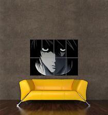 Danganronpa Anime Manga Pop Art Deco Poster Wall Fabric Canvas 2567