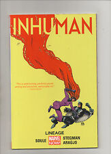 Inhuman: Lineage - Vol 3 TPB - (Grade 9.2) 2015
