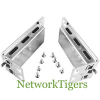 For Cisco WS-C2960G-8TC-L Rack Mount Ears Bracket Brackets Kit