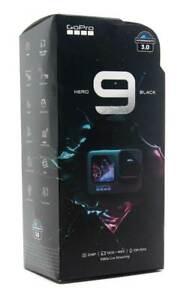 GoPro Hero 9 Black 4K Ultra HD Action-Cam Kamera 240 fps GPS WLAN Bluetooth
