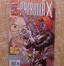 Comic, Patrulla X, nº 67, el Fin del Sueño, Forum, Marvel Comics, Claremont,2001