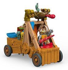 Fisher-Price Imaginext Sponge Bob Chummy Patty Catapult Action Figure New