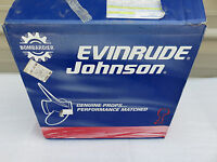 New OMC Evinrude Johnson 5031624 3 Blade 11-5/8x12 Aluminum Prop Propeller OEM