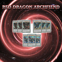 RED DRAGON ARCHFIEND DECK CORE | DUPO Duel Power ABYSS BANE YuGiOh