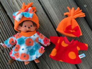 Kleidung Winterset für Monchichi 15 - 16 cm mini Teddy Babychichi Baby Chichi
