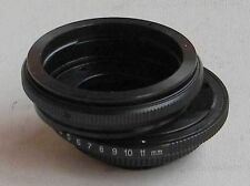 SHIFT adapter Kiev 88 lens for Nikon Pentax M42 Canon EOS Sony Alpha Minolta NEW