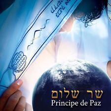 PRINCIPE DE PAZ - CD CON 10 TEMAS ORIG. MINISTERIOS ALEF TAV VARIOS INTERPRETES