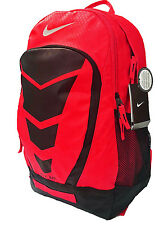 Nike Vapor Max Air Large Backpack With Laptop Sleeve Color Red/Black/Silver