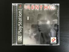 Silent Hill (Black Label) PlayStation 1 (PS1) Complete Awesome Condition