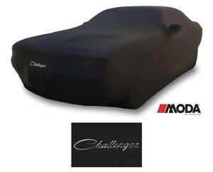 Coverking MODA INDOOR Stretch Custom Car Cover for Dodge Challenger w/Bag & Logo