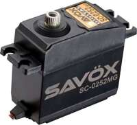 Savox SC-0252MG Standard Size Digital Servo (Torque) #SAV-SC0252MG UK STOCK