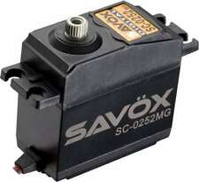 Savox SH0252 Standard Size Digital Servo (Torque) #SAV-SC0252MG UK STOCK