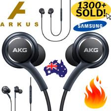 🔥SAMSUNG AKG Earbuds Earphones S8 + Note 8 9 Plus Galaxy Mic HEADSET Headphones