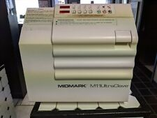 Midmark M11 Ultraclave autoclave sterilizer tattoo piercing dental equipment