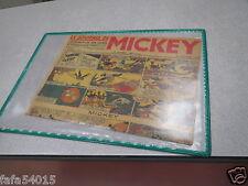 LE JOURNAL DE MICKEY N° 1 21 octobre 1934 fac similé *
