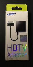 SAMSUNG Original -3PHPBEGXAR HDTV HDMI Adapter APPLE P30Pin NEW UNOPENED 30 pin