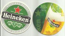 Heineken Belgien - Bierdeckel/Coaster