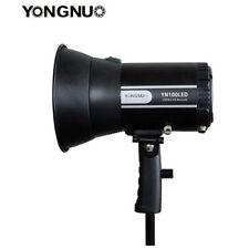 YONGNUO YN100LED LED Sun Light 100W 5500K For Camera Video YN100 LED large LCD
