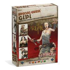Zombicide NERO PESTE SPECIALE Guest SCATOLA GIPI MULTILINGUE Guillotine Games