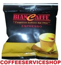 150 CIALDE IN CARTA FILTRO CAFFE' BIANCAFFE' XP ( 38 mm ) - ORIGINALI -
