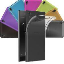 Étui de Portable Silicone TPU Sac Protection Mince Sony Xperia Modèle
