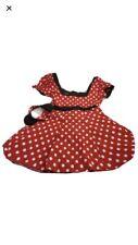minnie mouse fancy dress women Size 10-12