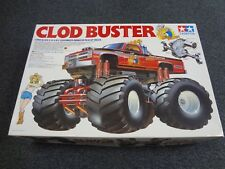 "SUPER RARE VINTAGE TAMIYA 1/10 Scale MONSTER PICK - UP TRUCK "" CLOD BUSTER  """