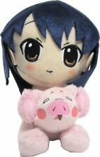 "K-ON Ho-kago Azusa Nakano Plush Doll ~7"" - Pig Costume"