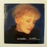 NICOLE CROISILLE : LA QUETE ♦ CD Single NEUF ! ♦