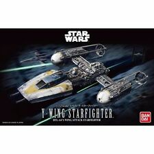 Star Wars 1/72 Y-Wing Starfighter Plastic Model Kit Bandai from Japan