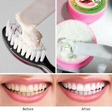 25g Isme Rasyan Natural Herbal Clove Removal Toothpaste Teeth Anti-Bacteria HOT