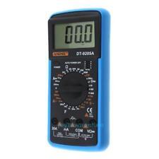 DT-9205A Digital Multimeter Voltmeter Amperemeter AC/DC/OHM Widerstand Kapazität