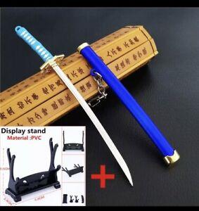 1/6 Scale Samurai Sword + Stand Ninja   Alfrex Japan Yakuza Figure Accessories