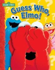 Sesame Street Guess Who? Elmo, Wendy Wax, Ernie Kwiat, Good Book