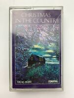 Christmas In The Country Various (Cassette)