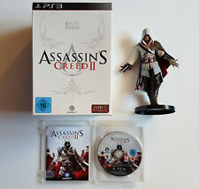 Assassin's Creed 2 - White Edition ► PS3 Playstation 3 Spiel ► PAL ► OVP