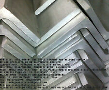 LINTELS-HOT DIP GALVANISED ANGLE BAR 100MM*100MM*8MM*2.4M