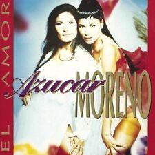 AZUCAR MORENO - EL AMOR NEW CD
